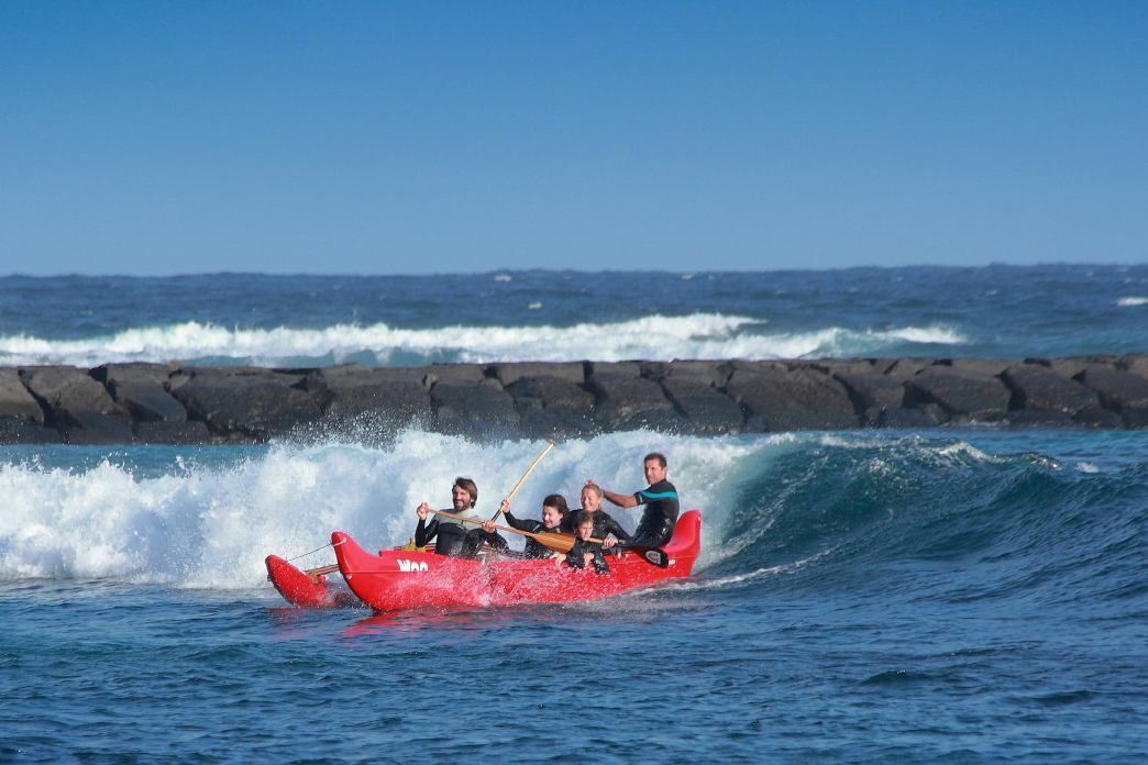 The Watersports Center Is An Amazing Place In Costa Teguise Beach On
